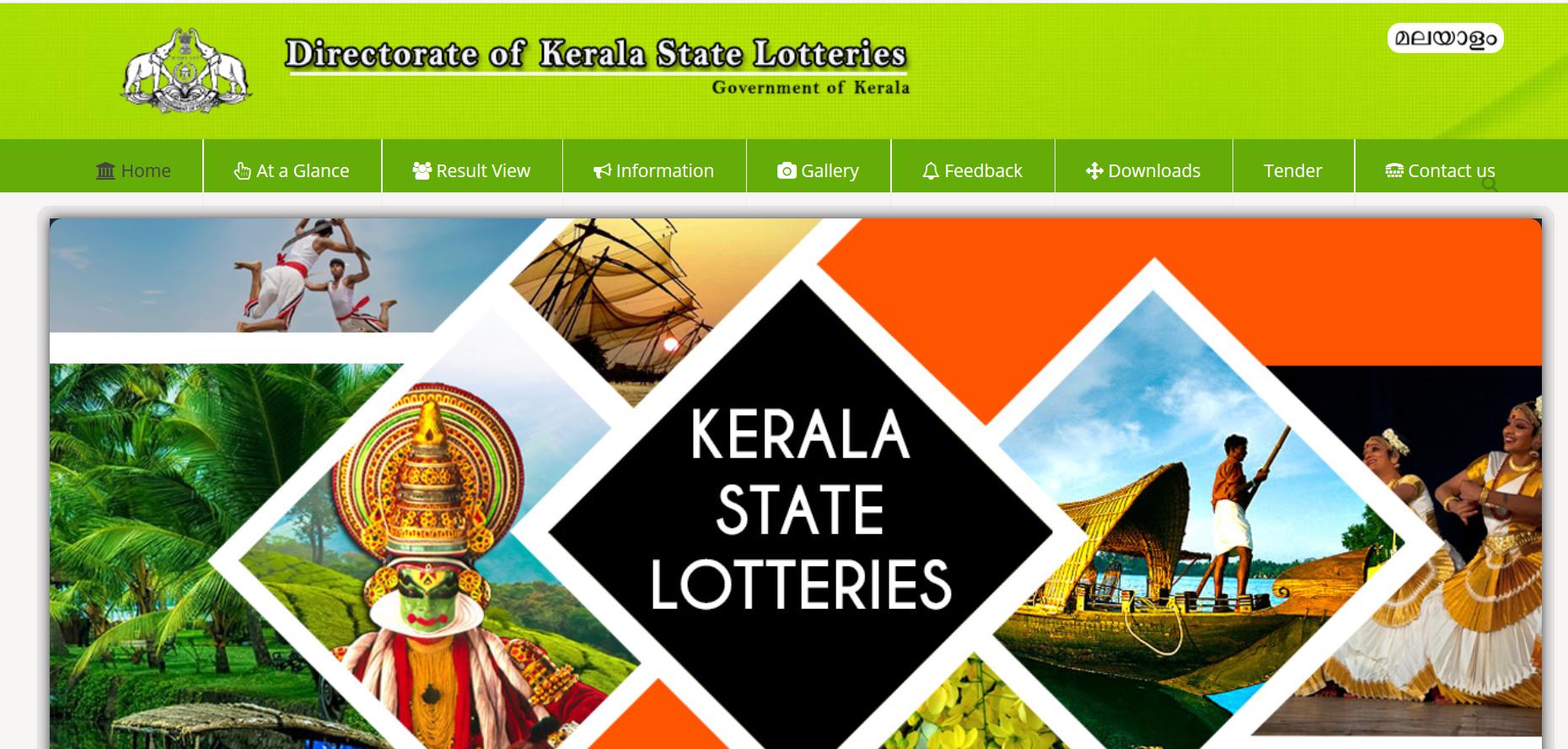 kerala akshaya weekly lottery